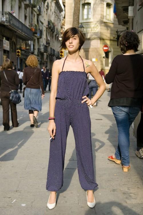 Irina in Barcelona