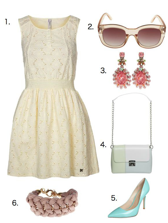 pastel colors look
