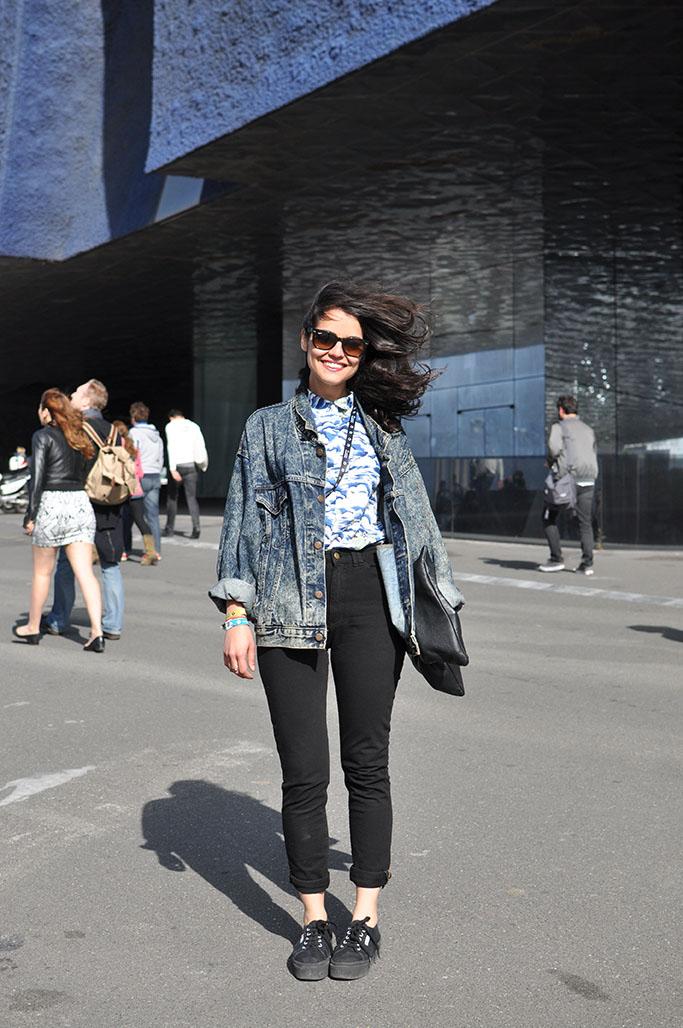 Marta at Primavera sound 13 Barcelona