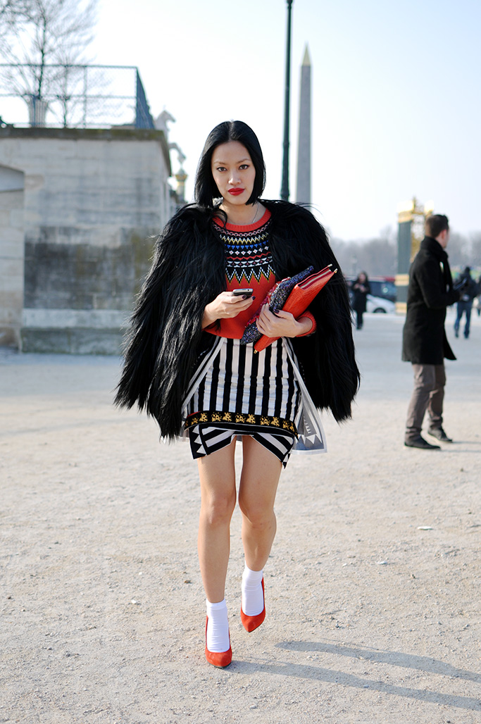 Tiffany Hsu Paris