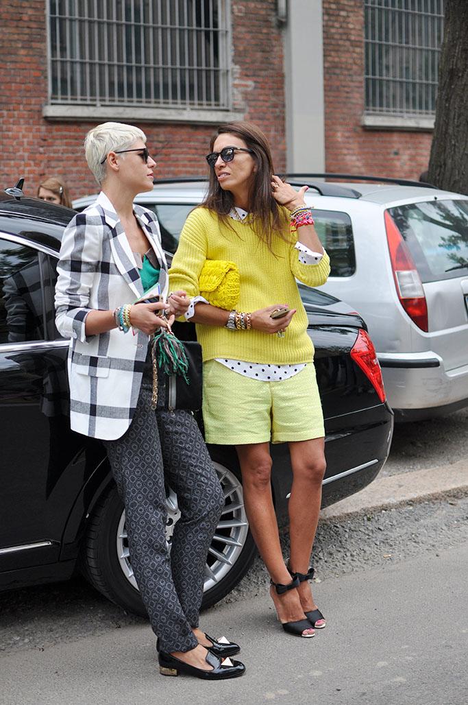 Elisa Nalin & Viviana Volpicella