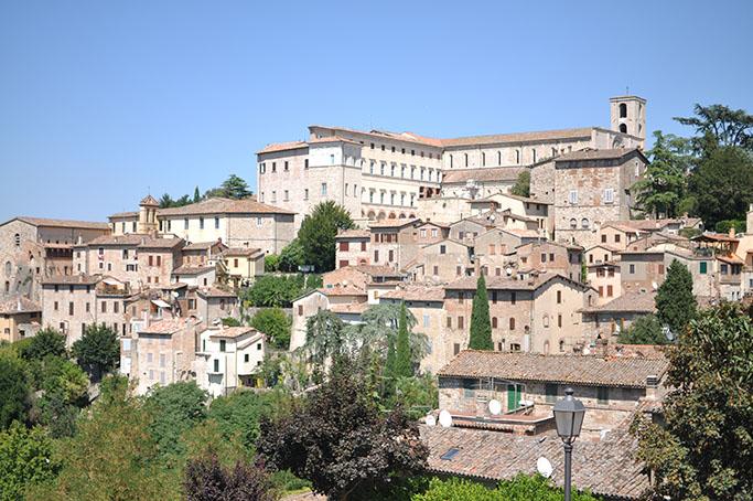 Todi, Umbria -Italy