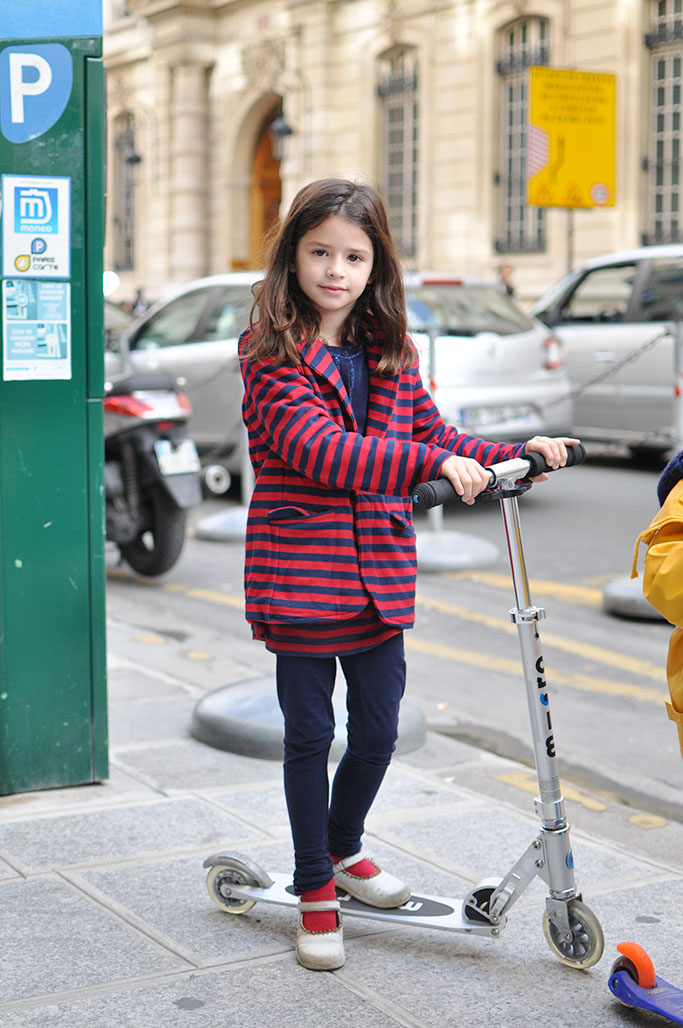 louise cool kid paris