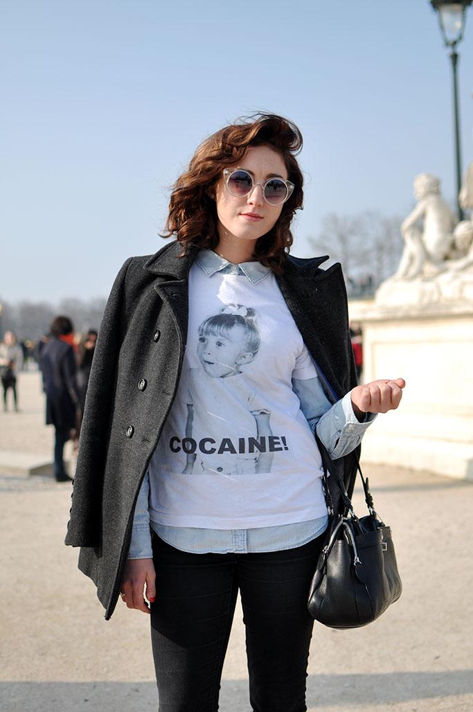 cocaine tshirt