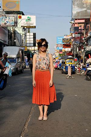 street style bangkok