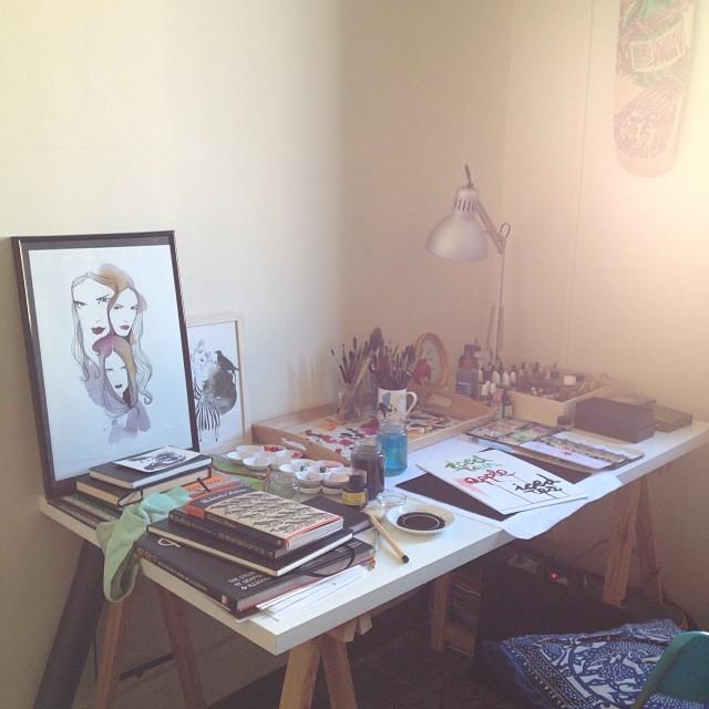Judit García -Talavera studio