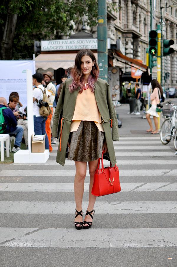 blogger Eleonora Carisi