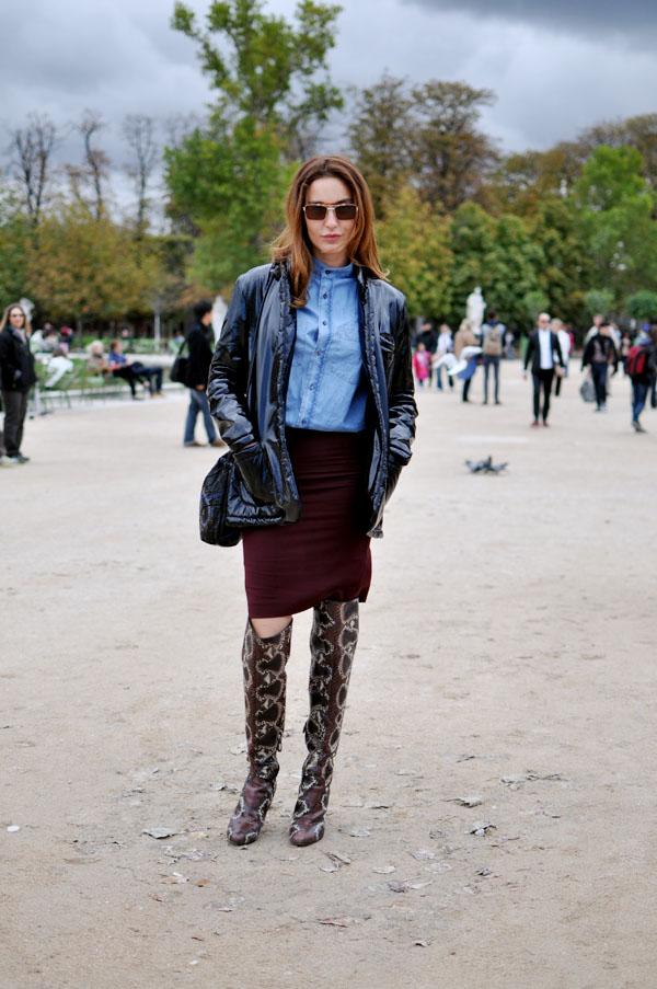Ece Sukan in Paris