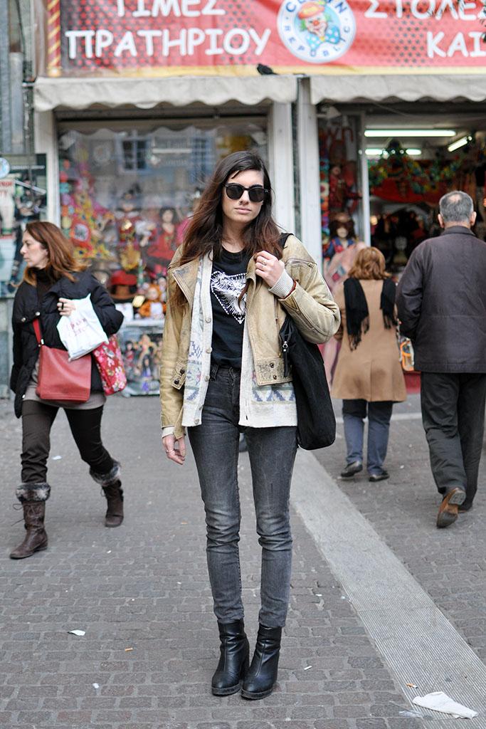 Naia athens street style