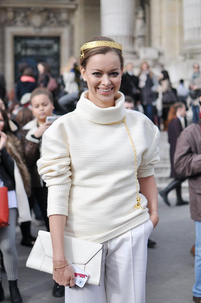 Anastasia Romantsova, A La Russe