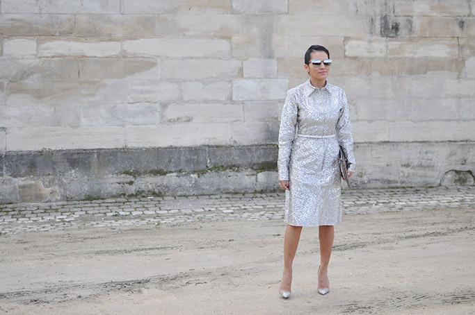 Tina leung, Paris