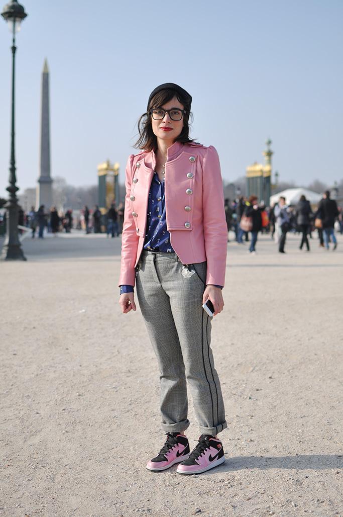 Marina Conde, La Condesa in Pink