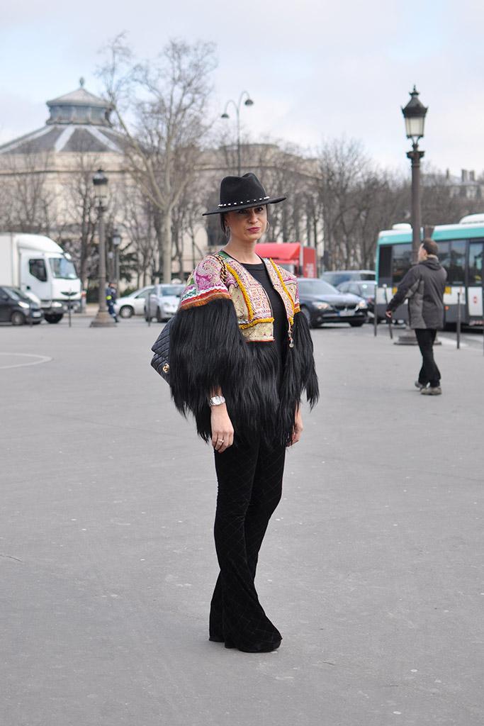 Chanel Streetstyle