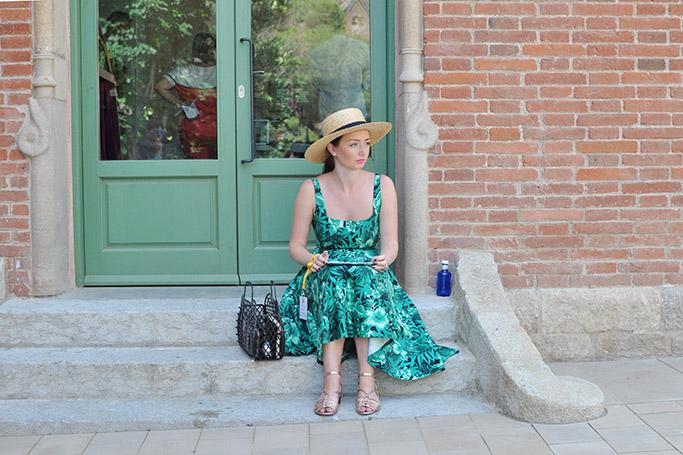 Irene Ravchuk, 080 Barcelona Fashion