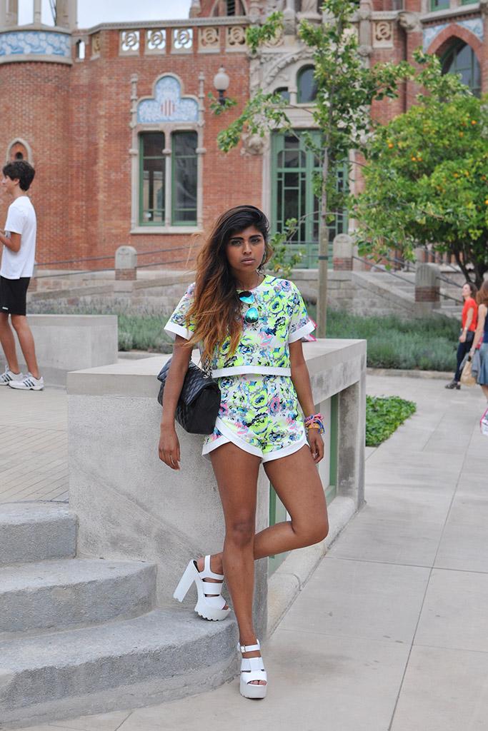 kavita 080 Barcelona Fashion