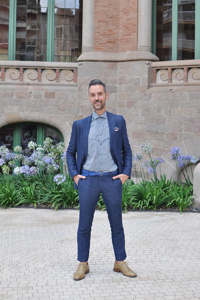 Alessandro, 080 Barcelona Fashion