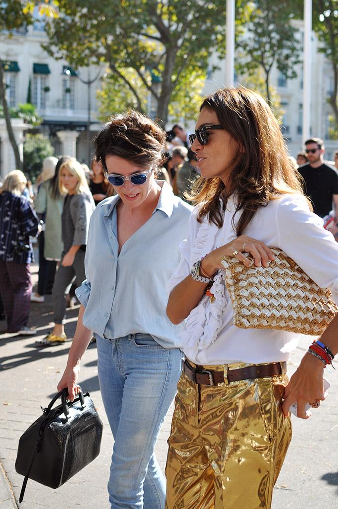Viviana Volpicella & Garance Doré