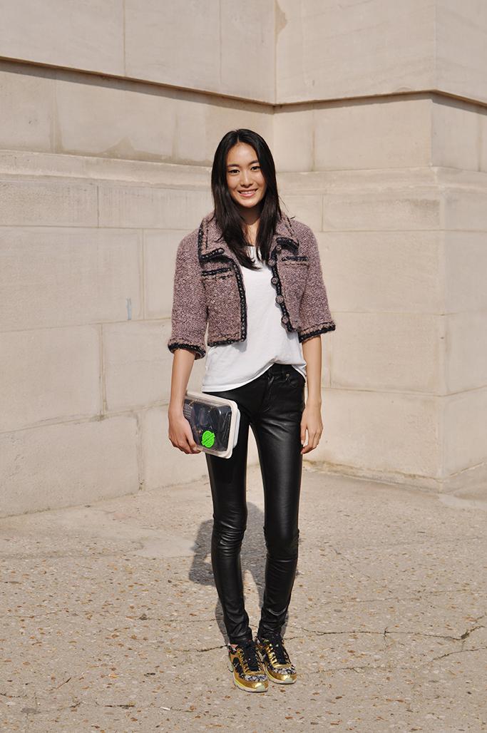 Model Shu Pei Quin