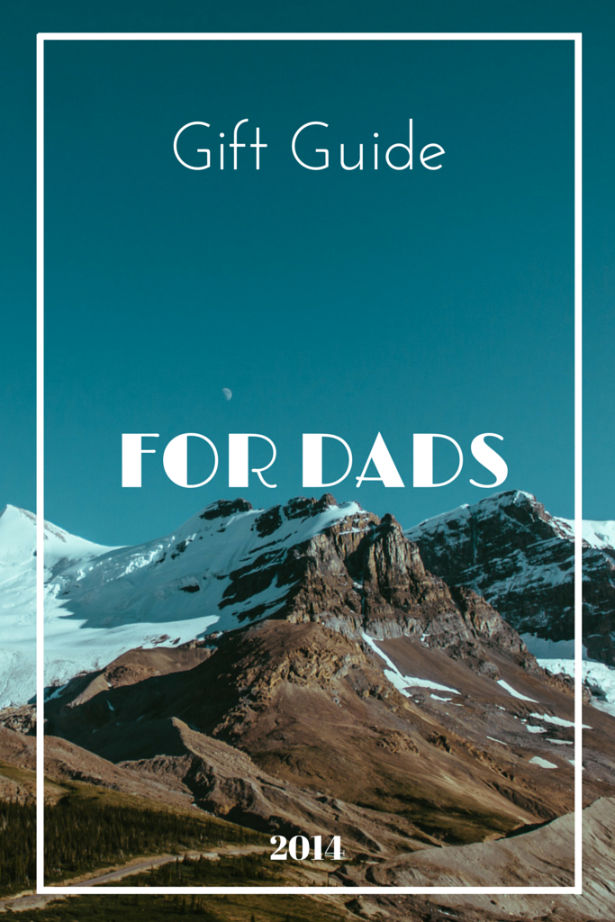 Gift guide for dads
