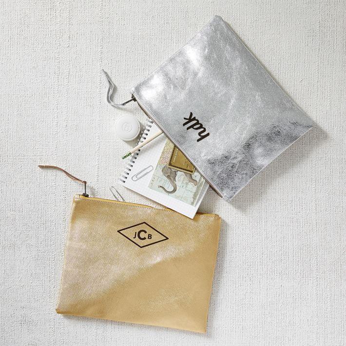 Zip Metallic bags