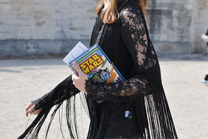 Olympia Le Tan Star Wars clutch