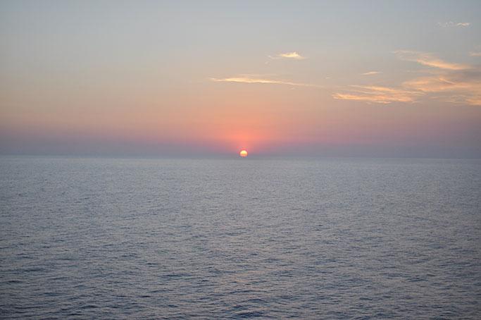 shipsomnia sunset
