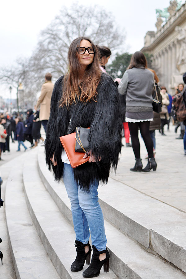 The Fur Coat, Paris Fashion Week - Trendycrew