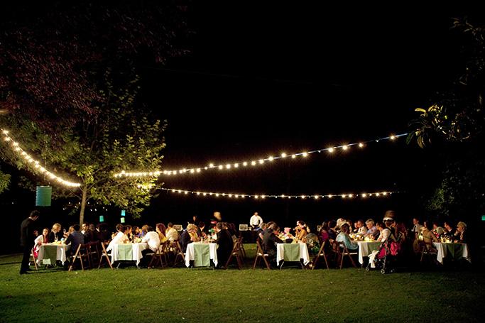 wedding - dinner