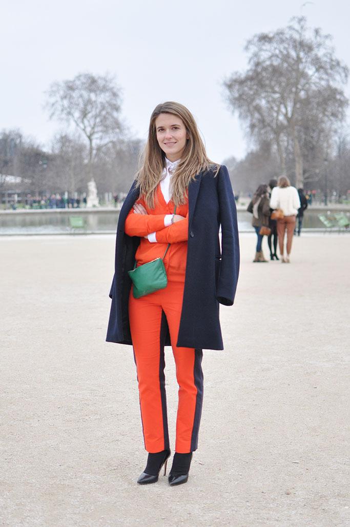 Izortze paris fashion week