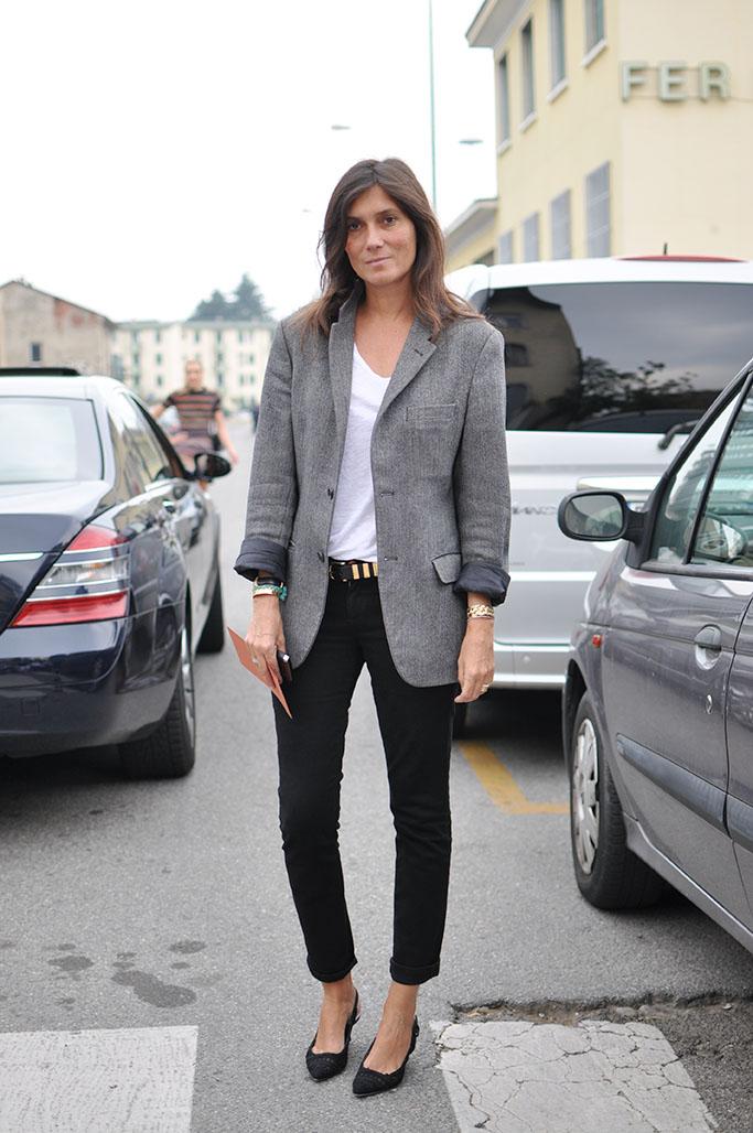 Emmanuelle Alt blazer