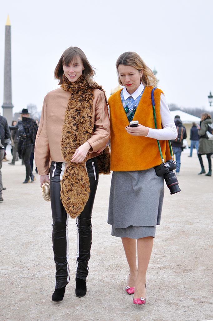 Anya Ziourova  and natalie joos