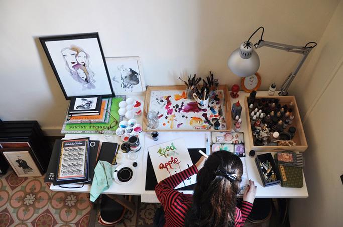 Judit García-talavera studio, Barcelona
