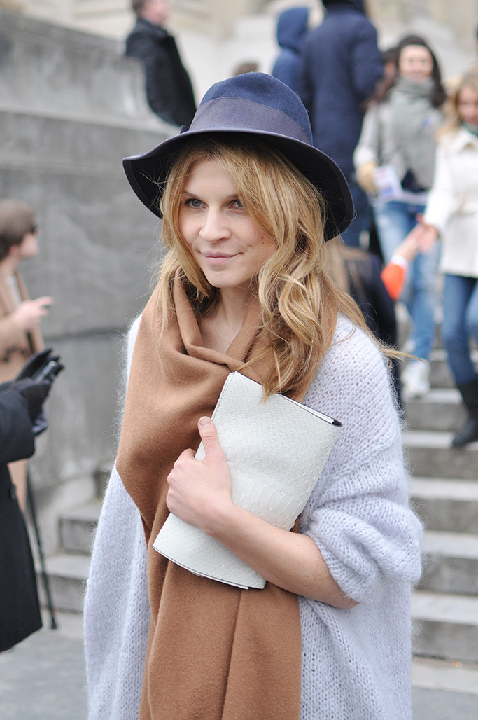 Clemency Poesy paris