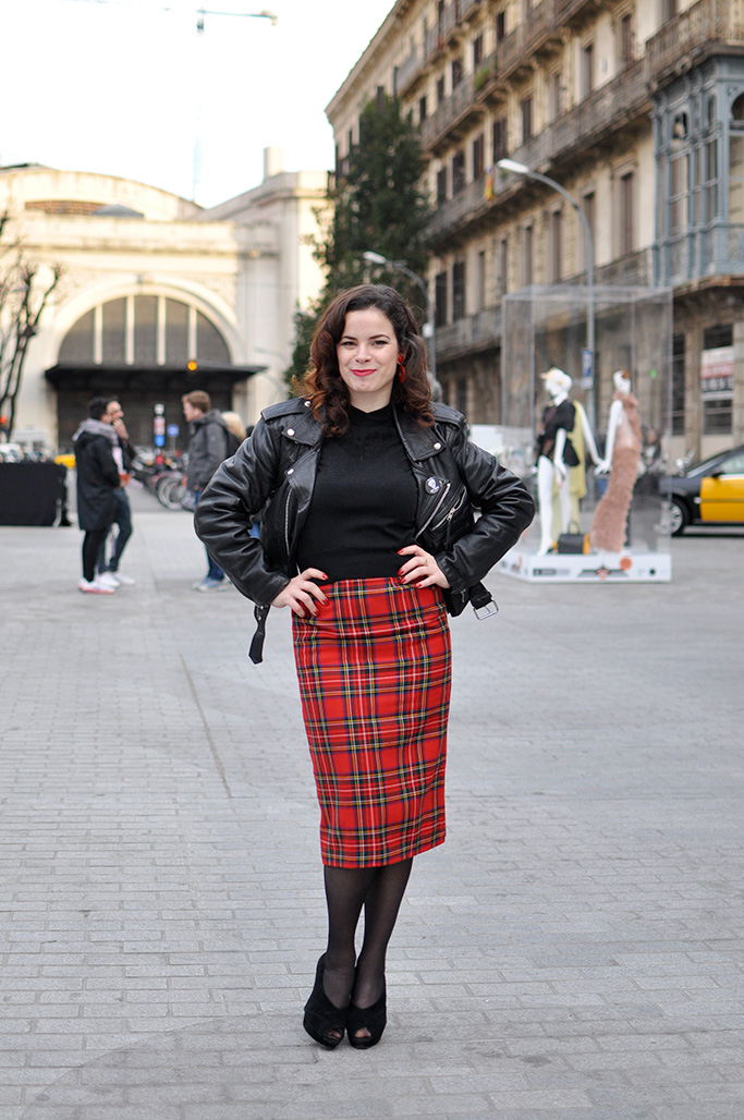 Evita Mansfield, Barcelona