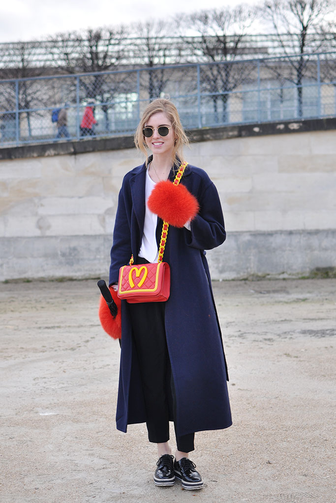 Chiara ferragni, The Blonde Salad
