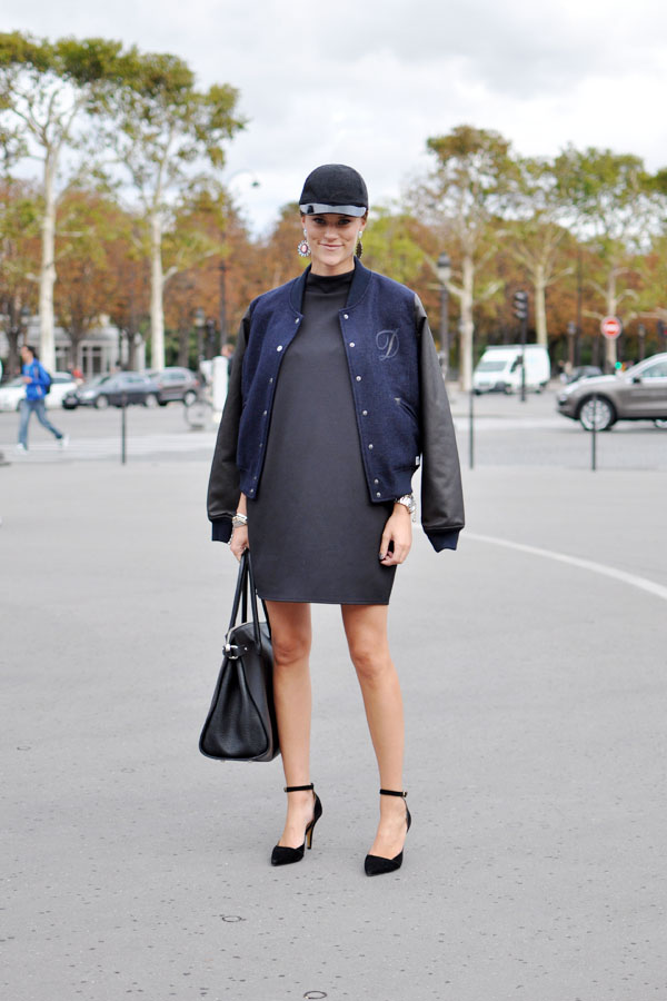 Sara, paris fashion week