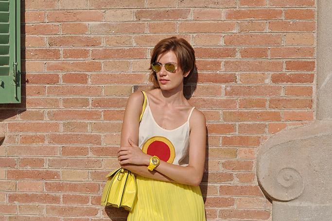 Victoria at 080 barcelona fashion