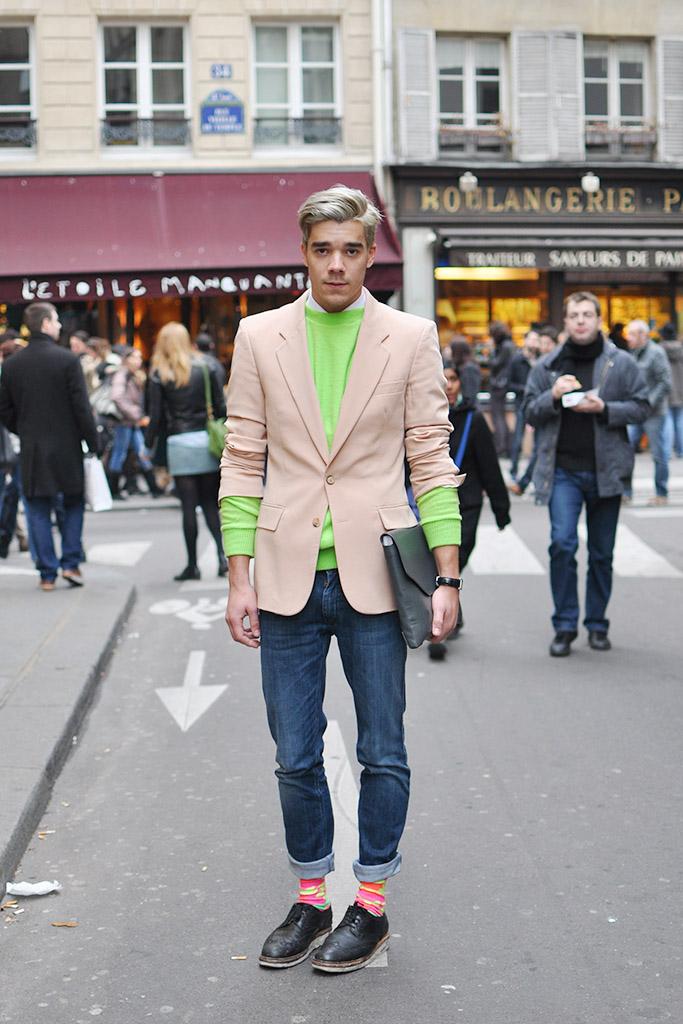 Men street style