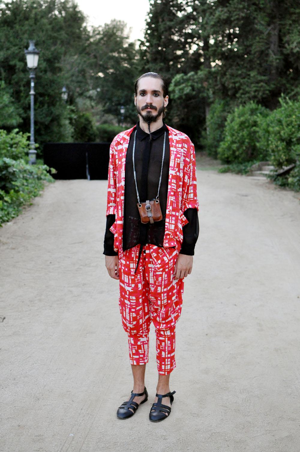 javier, 080 barcelona fashion