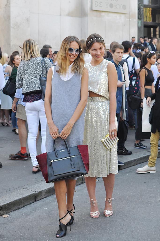 Candela Novembre and Angelica Ardasheva