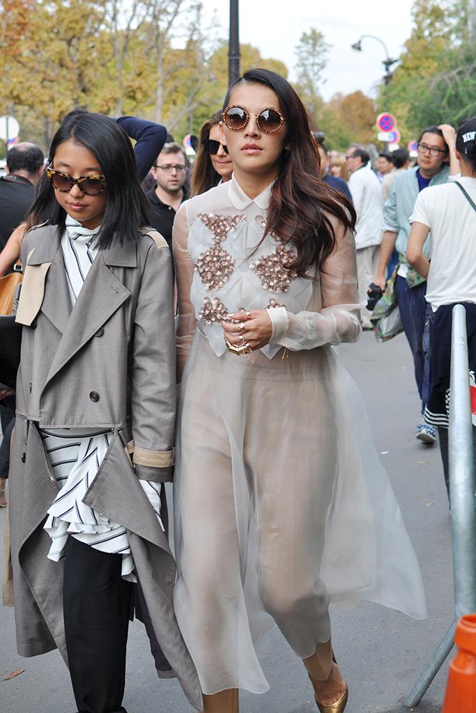 Margaret Zhang & Tina Leung