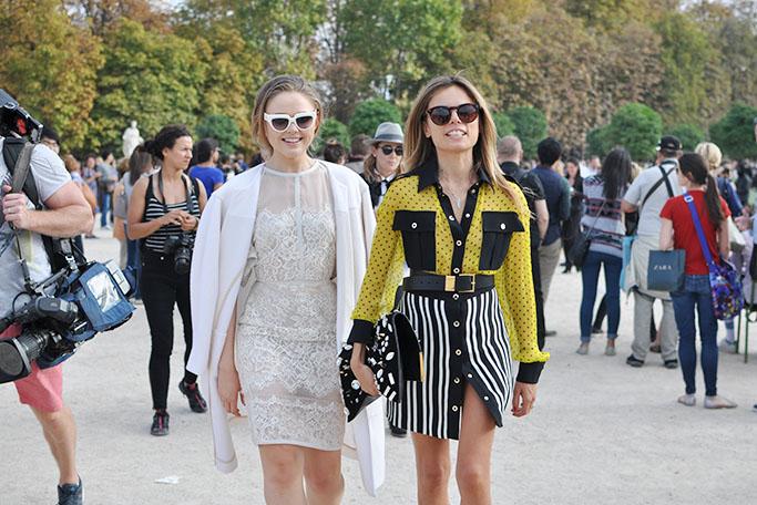 Kristina Bazan & Erica Pelosini